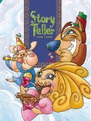 """Libro electrónico """"Story Teller. Cuenta"""