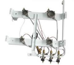 Kit ensamblado sistema distribuidor de gas
