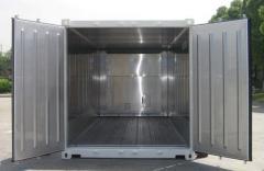 Contenedores refrigerados de 20 pies