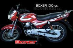 """Motocicleta """"Boxer 100 cc"""""""