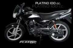 "Motocicleta ""Platino 100 cc"""
