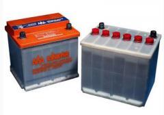 Baterías de automoviles