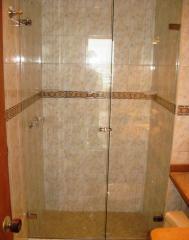 Cabinas de ducha de vidrio