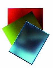 Espejo laminado color