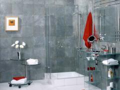 Cabinas de baño batientes