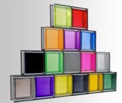 Vidrio en Colores