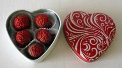 Cajas de chocolate