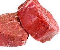 Carne deshuesada refrigerada