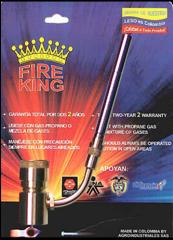 Soldador portable. Boquilla FIRE KING ref.