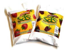 Frutas Enteras Congeladas