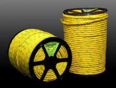 Cords made of polyamide