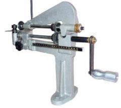 Maquina cortadora de empaques