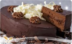 Torta Mousse Chocolate