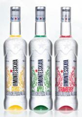 Vodka Montesskaya Saborizados