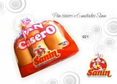 Pan Casero Sanin