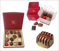 Auténticos chocolates Belgas