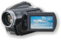 Filmadora de DVD VDR-D230PL-S