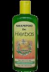 Shampoo de hierbas