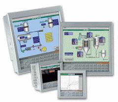 Supervisor Visual Serie Eycon de Eurotherm