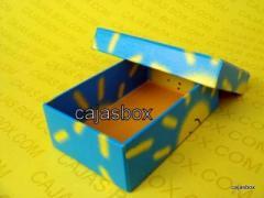 Caja para chocolates