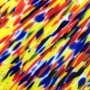 Vidrio Spectrum Glass  Stra. Amarillo Azul Y Rojo