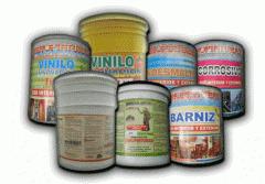 Corrosion preventing preparations
