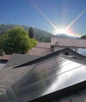 Panales Planos para producción de energía solar