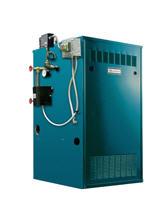 Sistemas a gas de producción de agua caliente