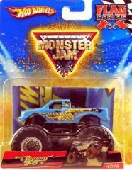 Juguete 2011 Hot Wheels Monster Jam