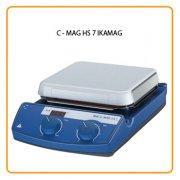 Agitadores magnéticos con calefacción C-Mag HS 7