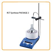 Agitador magnético con calefacción RCT Synthese