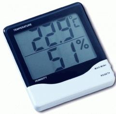 Termo-Hidrómetros digitales
