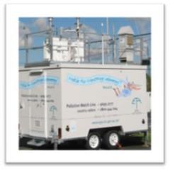 Redes para el monitoreo de la calidad del aire