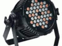 Luces para cine y TV  Par Led Blanco Ambar 144W IP65
