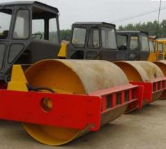 Machines and equipment for ground ramming