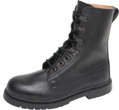 Military footwear