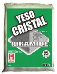 Yeso Cristal Pirámide