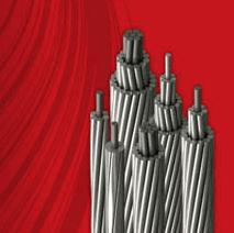 Conductores de alumionio desnudo