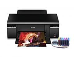 Impresora Epson T50 + Sistema de Recarga
