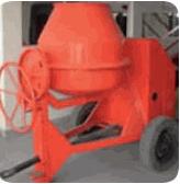 Mezclador de concreto
