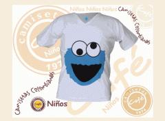 Camiseta Comegalletas
