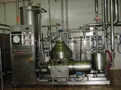 Máquina Centrífuga Bactofugadora