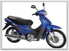 Motocicletas diferentes