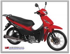 Motocicleta TK125 – XP