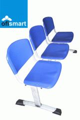 Silla Tandem o sillas de varios puestos