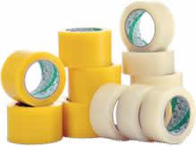 Tape mounting adhesive