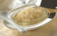 Caviar Blanco de Escargots