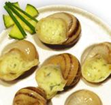 Escargots en Salsa
