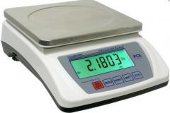 Balanzas de 1 mg - 5 kg