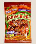 Bombom Baby Pops Tamarindo